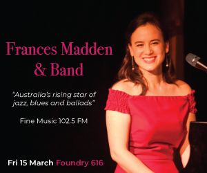 FRANCES MADDEN AND BAND COMING TO THE FOUNDRY