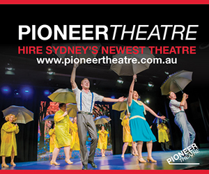 The Pioneer Theatre in the heart of Castle Hill