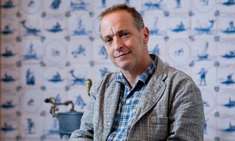 David Sedaris. Pic Jacob van Essen