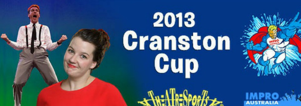 CRANSTON CUP- HEAT 2