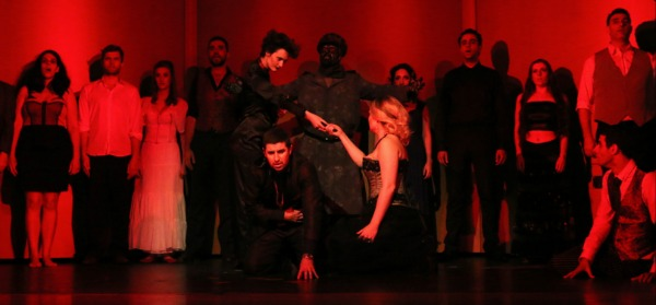 Mozart's DON GIOVANNI at the Independent Theatre. Pic Sarah Connor