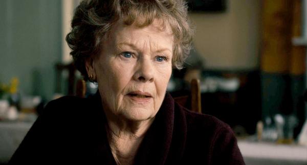 Dame Judi Dench stars in the new British film PHILOMENA