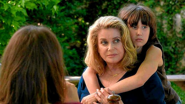 Catherine Deneuve stars in the new film ALL MY WAY, written and directed by Emmanuelle Bercot