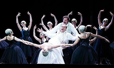 The grandeur of Verdi's great Opera