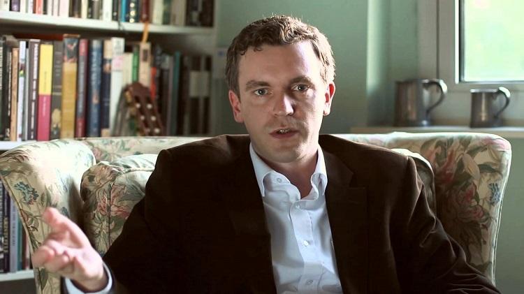 Author Mark Forsyth
