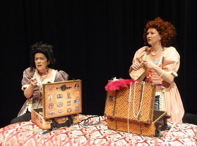 The Mancini Sisters