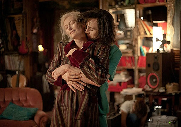 Tom Hiddleston and Tilda Swinton in Jim Jarmusch's latest, ONLY LOVERS LEFT ALIVE