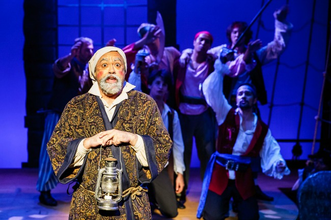 Paul Murton as Major-General Stanley. Photo by Grant Leslie,Perfect Images