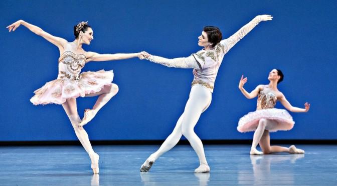 Paris Opera Ballet: Balanchine and Millepied