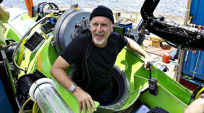 Deep Sea Challenge 3D