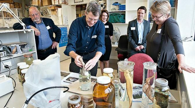 Australian Museum Research Unit Launch