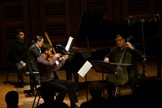 The Lyrebird Trio