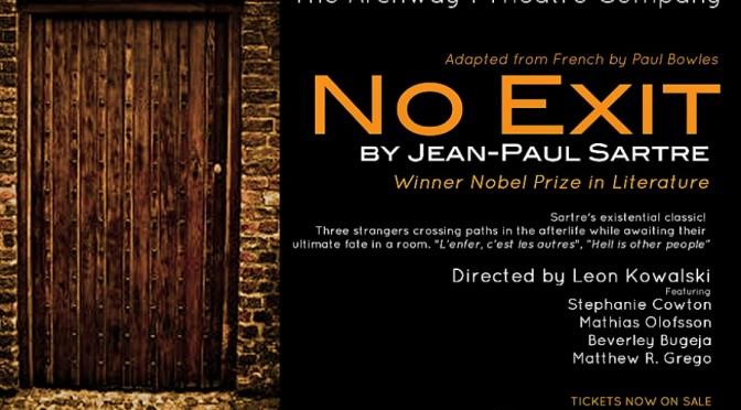 Jean-Paul Sartre's NO EXIT