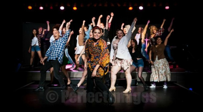Leap of Faith:  Hills Musical Theatre Company