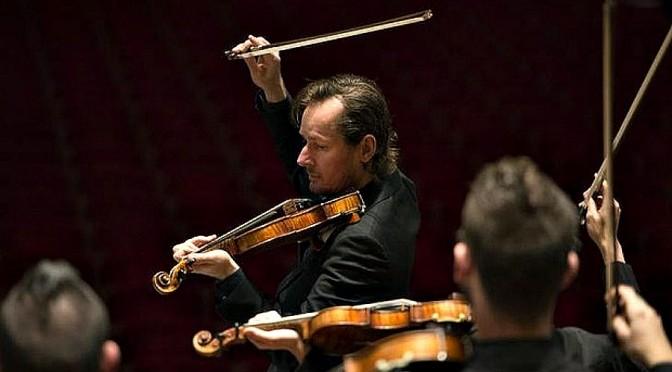 ACO: Tognetti's Beethoven