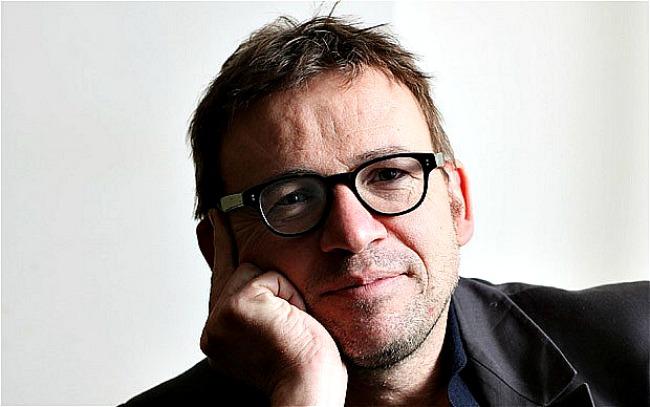 English novelist and screenwriter David Nicholls. Pic Clara Molden