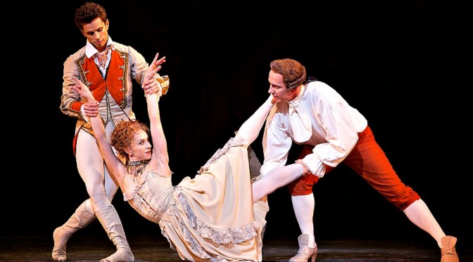 The Royal Ballet: Manon