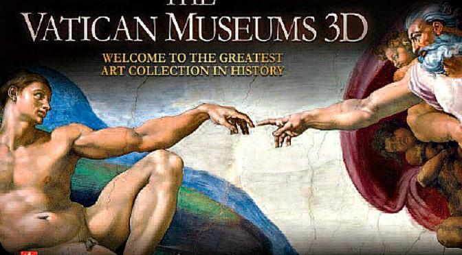 Vatican Museums 3D