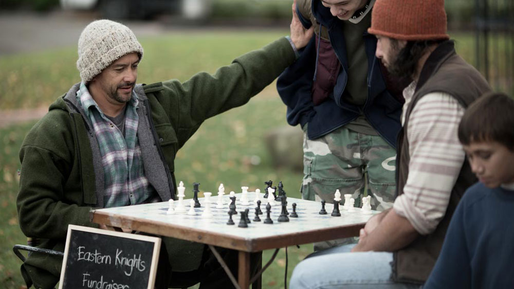 Anyone for Chess?! James Napier Robertson's fine new film