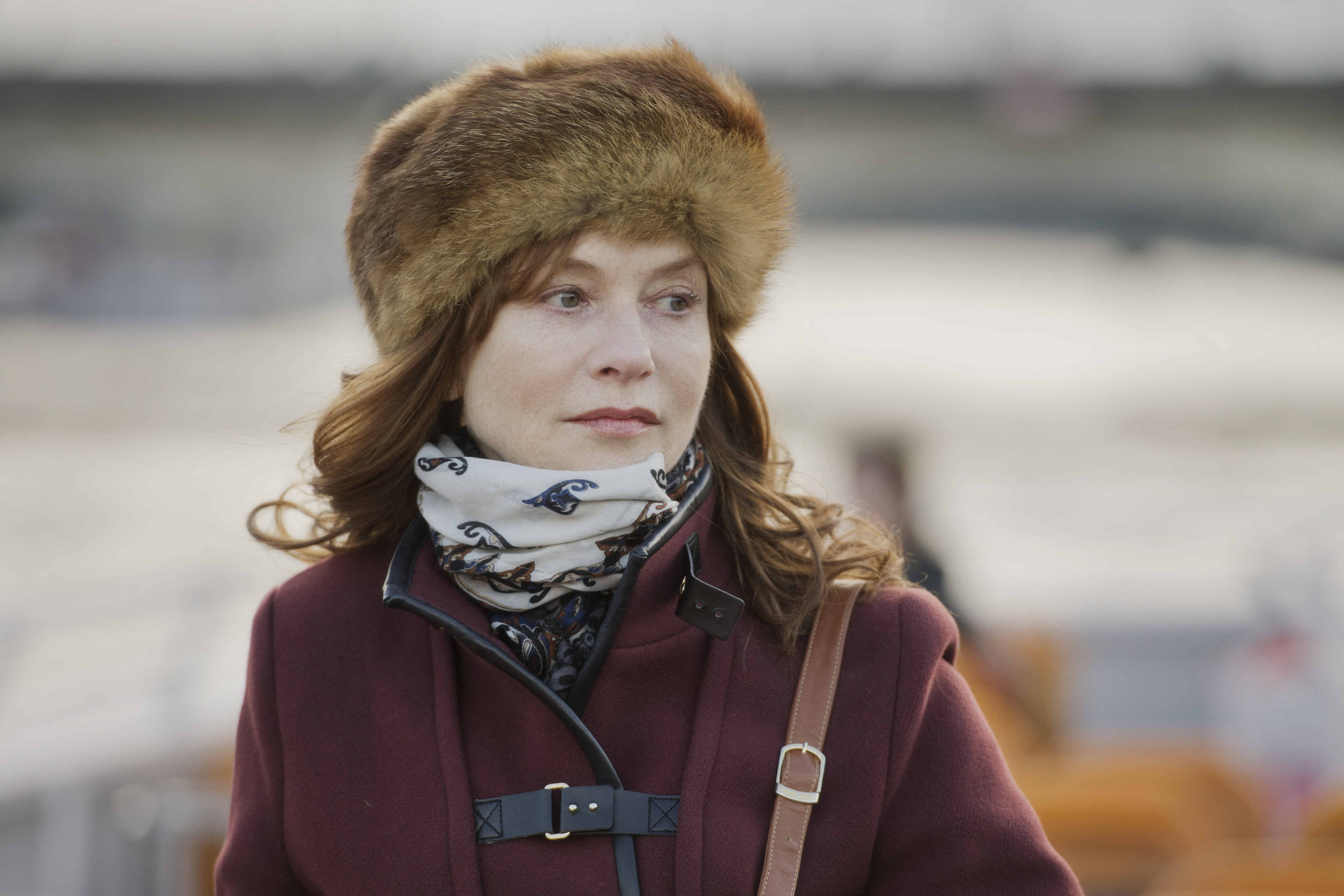the incomparable Huppert