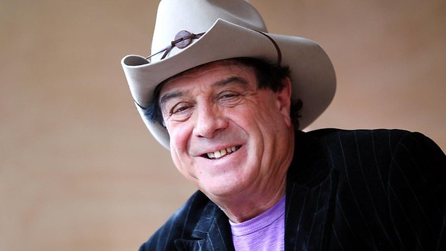 The very unique Ian Molly Meldrum