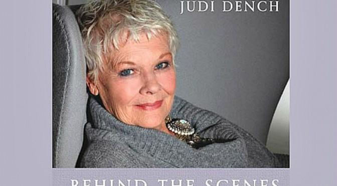 Judi Dench- Behind The Scenes