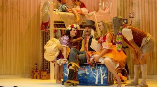 Bell Shakespeare's WINTERS TALE 2014 winner - Best stage production