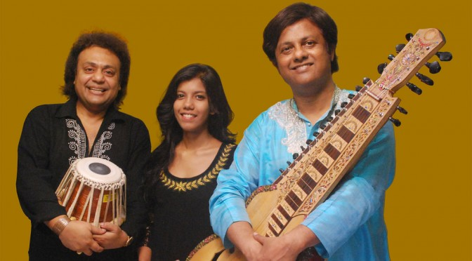 Debashish Bhattacharya @ City Recital Hall