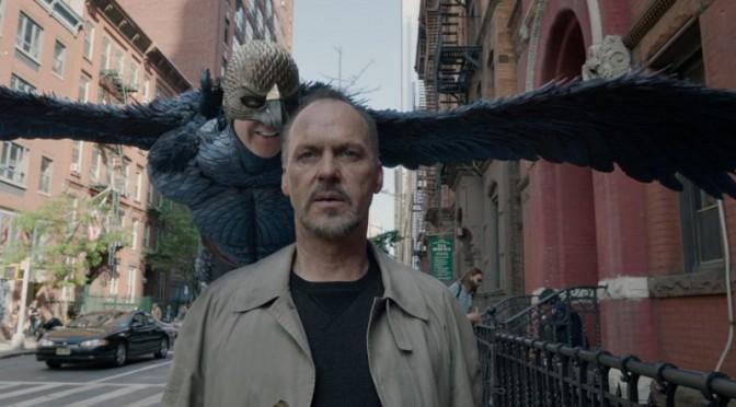 BIRDMAN see Michael Keaton's Golden Globe winning performance