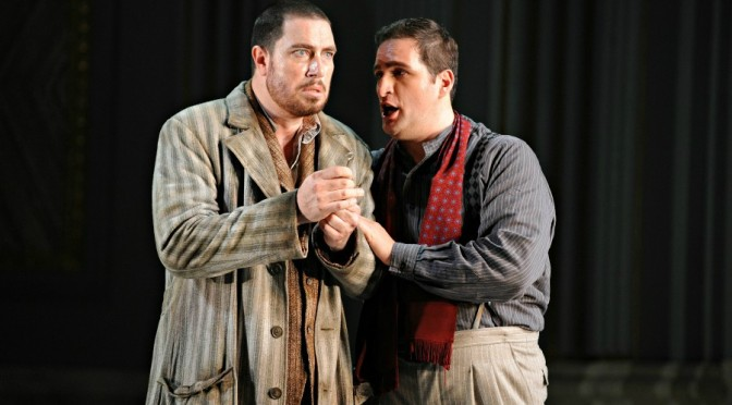 TOSCA @ The Joan Sutherland