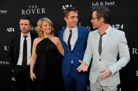 The Rover at the LA Premiere