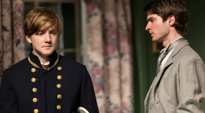 The Winslow Boy At The Genesian Theatre