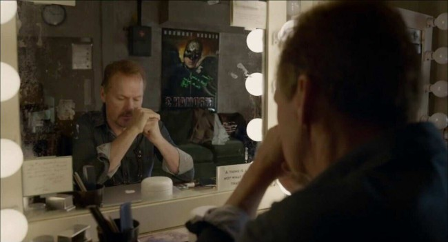Michael Keaton delivers a great performance as Birdman in Alejandro Gonzalez Inarritu's new film