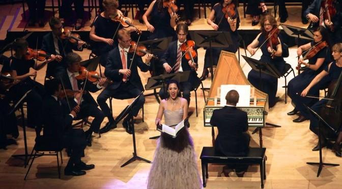 The ABO: Handel: Heaven and Harmony @ The City Recital Hall