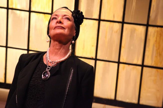 Carmen Duncan delivers a memorable performance as