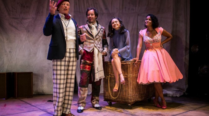 As You Like It @ The Playhouse