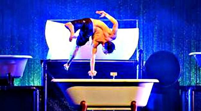 Bathtub Circus @ IPAC