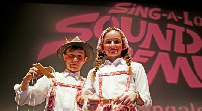 Sing A Long A Sound Of Music @ The State Theatre