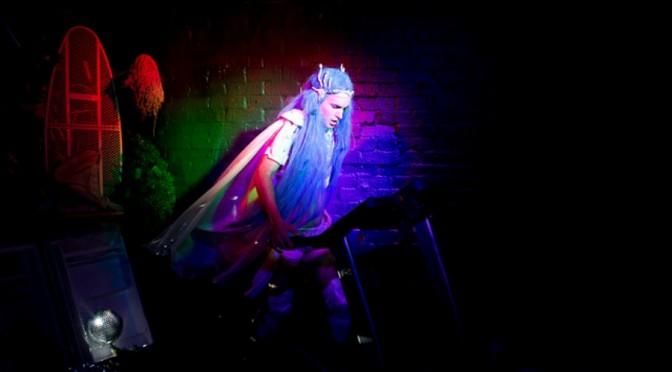 Blue Wizard @ Belvoir Downstairs