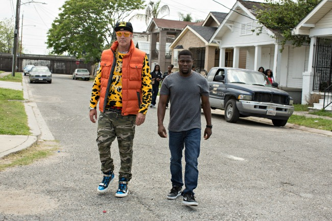 Will Ferrell and Kevin Hart do their shtick in Etan Cohen's new comedy GET   HARD