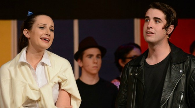 Grease @ The Bryan Brown Theatre
