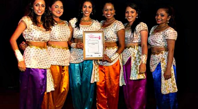 Monsuun Dance  - Winners of Most Innovative Style