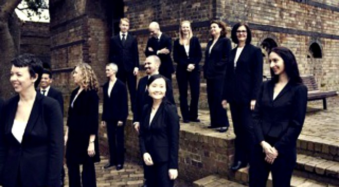 Sydney Chamber Choir: Passion and Resurrection @ The Great Hall