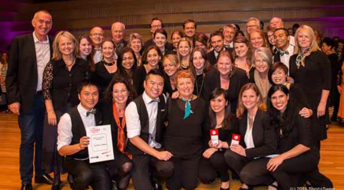 Short and Sweet Voices Gala Final @ The Chatswood Concourse