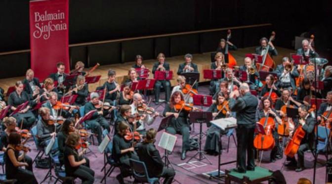 Vive la France!- Balmain Sinfonia