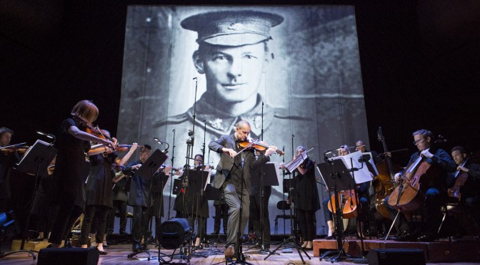 Australian Chamber Orchestra : Reflections on Gallipoli @ the City Recital Hall