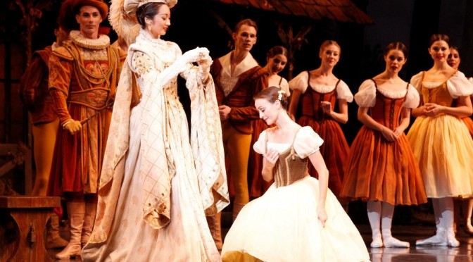 The Australian Ballet in Giselle