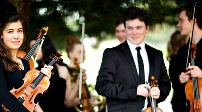 Sydney Youth Orchestra-Legends of Past @ City Recital Hall