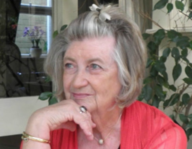 Australian Composer Ann Carr-Boyd