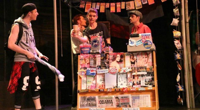 In The Heights @ The Joan Sutherland Theatre